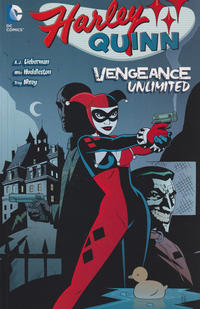 Cover Thumbnail for Harley Quinn: Vengeance Unlimited (DC, 2014 series)