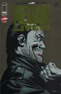 Cover Thumbnail for Negan Lives! (Image, 2020 series) #1 [Gold Foil Cover]