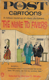 Cover Thumbnail for The Nine to Fivers (Popular Library, 1964 series) #SP276