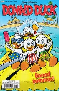 Cover Thumbnail for Donald Duck & Co (Hjemmet / Egmont, 1948 series) #29/2020
