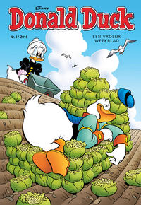 Cover Thumbnail for Donald Duck (Sanoma Uitgevers, 2002 series) #17/2016