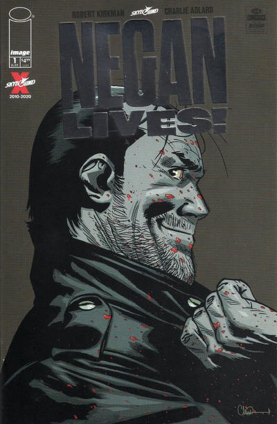 Cover for Negan Lives! (Image, 2020 series) #1