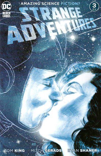 "Cover for Strange Adventures (DC, 2020 series) #3 [Evan ""Doc"" Shaner Variant Cover]"