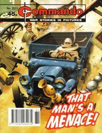 Cover Thumbnail for Commando (D.C. Thomson, 1961 series) #2611