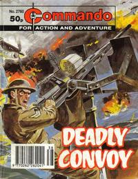 Cover Thumbnail for Commando (D.C. Thomson, 1961 series) #2760