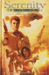 Cover Thumbnail for Serenity: Firefly Class 03-K64 (2007 series) #1 - Those Left Behind [Second Hardcover Edition]