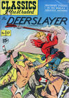 Cover for Classics Illustrated (Gilberton, 1947 series) #17 [HRN 85] - The Deerslayer