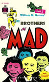 Cover for The Brothers Mad (Ballantine Books, 1958 series) #5 (U2105)