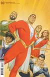 Cover for Shazam! (DC, 2019 series) #13 [Julian Totino Tedesco Cardstock Variant Cover]