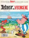 Cover for Asterix (Hjemmet / Egmont, 1969 series) #3 - Asterix og vikingene [11. opplag]