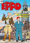 Cover for Eppo Stripblad (Uitgeverij L, 2018 series) #22/2019