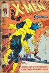 Cover for X-Men (Editora Abril, 1988 series) #34