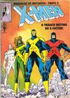 Cover for X-Men (Editora Abril, 1988 series) #32
