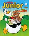 Cover for Donald Duck Junior (Hjemmet / Egmont, 2018 series) #8/2020