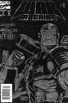 Cover Thumbnail for War Machine (1994 series) #1 [Newsstand Foil-Enhanced Cover]