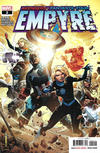 Cover for Empyre (Marvel, 2020 series) #2