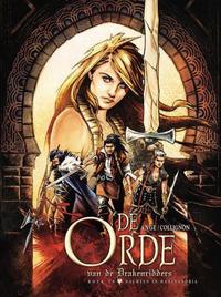 Cover Thumbnail for De Orde van de Drakenridders (Silvester, 2009 series) #24 - De nachten in Haxinandrië