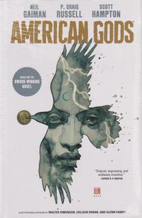 Cover Thumbnail for Neil Gaiman's American Gods (Dark Horse, 2018 series) #1 - Shadows