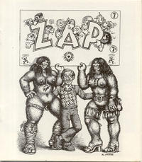 Cover Thumbnail for Zap (San Francisco Comic Book Company, 1972 ? series) #7