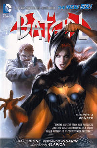 Cover Thumbnail for Batgirl (DC, 2012 series) #4 - Wanted