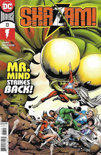 Cover Thumbnail for Shazam! (DC, 2019 series) #13 [Dale Eaglesham Cover]