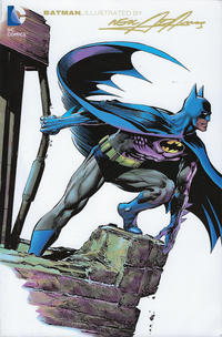 Cover Thumbnail for Batman Illustrated by Neal Adams (DC, 2012 series) #3