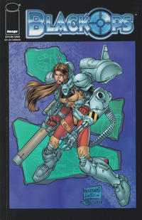 Cover Thumbnail for Black Ops (Image, 1996 series)