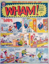 Cover Thumbnail for Wham! (IPC, 1964 series) #138