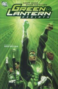 Cover Thumbnail for Green Lantern: Rebirth (DC, 2010 series)
