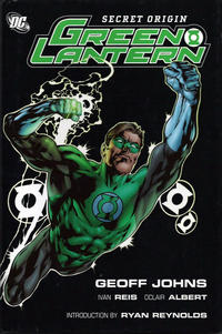 Cover Thumbnail for Green Lantern: Secret Origin (New Edition) (DC, 2010 series)