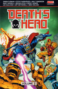 Cover Thumbnail for Death's Head (Marvel, 2006 series) #2