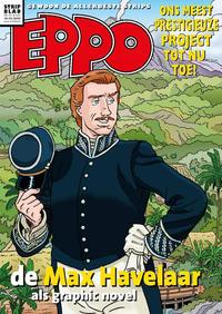 Cover Thumbnail for Eppo Stripblad (Uitgeverij L, 2018 series) #10/2020