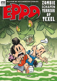 Cover Thumbnail for Eppo Stripblad (Uitgeverij L, 2018 series) #19/2019