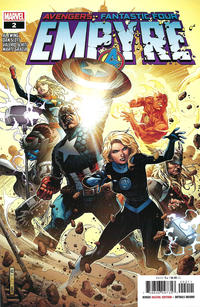 Cover Thumbnail for Empyre (Marvel, 2020 series) #2