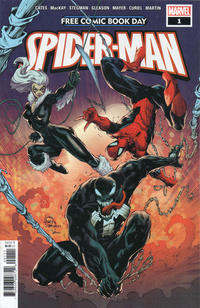 Cover Thumbnail for Free Comic Book Day 2020 (Spider-Man/Venom) (Marvel, 2020 series) #1