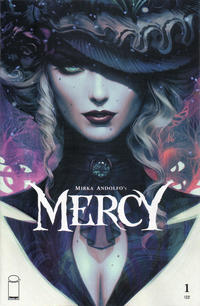 Cover Thumbnail for Mercy (Image, 2020 series) #1 [Cover C]