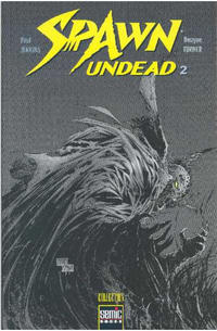 Cover Thumbnail for Spawn undead (Semic S.A., 2003 series) #2