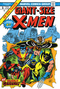 Cover Thumbnail for Uncanny X-Men Omnibus (Marvel, 2006 series) #1