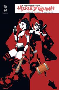 Cover Thumbnail for Harley Quinn Rebirth (Urban Comics, 2018 series) #3 - Le futur contre-attaque