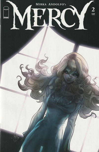 Cover for Mercy (Image, 2020 series) #2