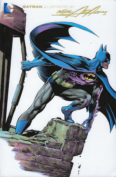 Cover for Batman Illustrated by Neal Adams (DC, 2012 series) #3