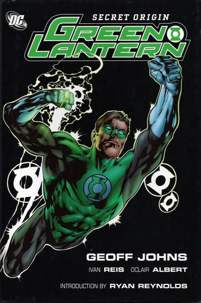 Cover for Green Lantern: Secret Origin (New Edition) (DC, 2010 series)