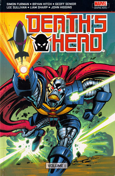 Cover for Death's Head (Marvel, 2006 series) #1