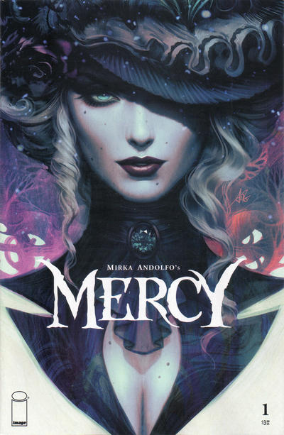 Cover for Mercy (Image, 2020 series) #1 [Cover C]