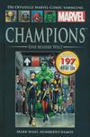 Cover for Die offizielle Marvel-Comic-Sammlung (Hachette [DE], 2013 series) #197 - Champions - Eine bessere Welt