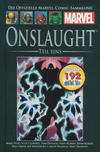 Cover for Die offizielle Marvel-Comic-Sammlung (Hachette [DE], 2013 series) #192 - Onslaught - Teil 1