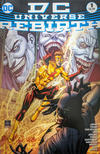 Cover Thumbnail for DC Universe: Rebirth (2016 series) #1 [Fourth Printing]