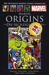 Cover for Die offizielle Marvel-Comic-Sammlung (Hachette [DE], 2013 series) #1 - Marvel Origins: Die Sechzigerjahre