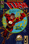 Cover for Flash (DC, 1987 series) #99 [DC Universe UPC]