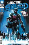 Cover for Suicide Squad (DC, 2020 series) #7 [Daniel Sampere & Juan Albarran Cover]